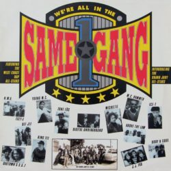 West Coast Rap All-Stars (Dr.Dre, Ice-T, Eazy-E, Young MC,…) «We're All in the Same Gang» (1990)