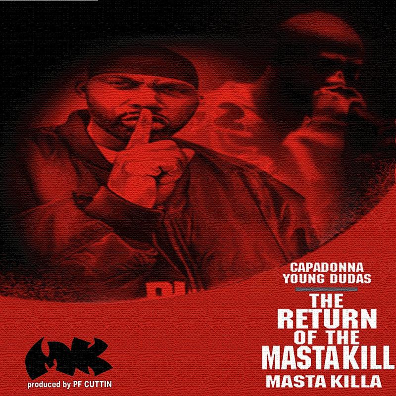 Новый макси-сингл от Masta Killa