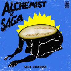 Премьера: Alchemist x Saga — Saga Ghanoush