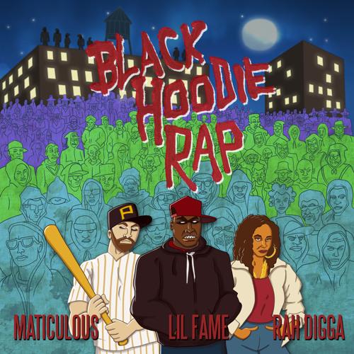 Lil Fame (M.O.P.) и Rah Digga поучаствовали в треке maticulous «Black Hoodie Rap»