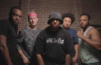 DJ Premier (Gang Starr) и его живой бэнд, анонсировали о своём Европейском турне