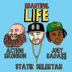 Action Bronson и Joey Bada$$ приняли участие в треке Statik Selektah