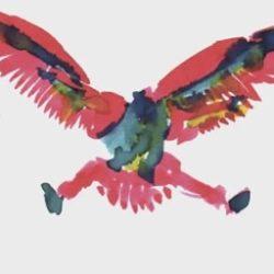 Пример отличного анимационного видео Kool A.D., при участии Talib Kweli