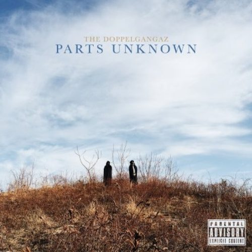 The Doppelgangaz «Parts Unknown» FreEP (2015)