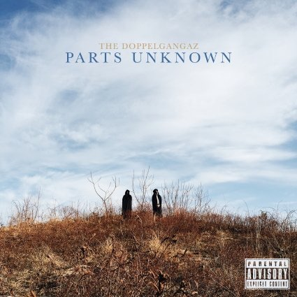 The Doppelgangaz «Parts Unknown» FreEP (2015)