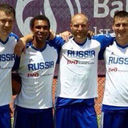 Триумф Российского стритбола на Первых Европейских играх в Баку