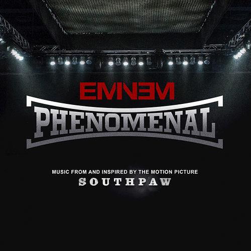 Новый трек! Eminem «Phenomenal»