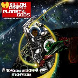 Новый альбом Killah Priest «Planet of the Gods»