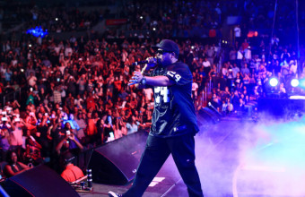 Воссоединение N.W.A. произошло на этих выходных на премии B.E.T. Experience