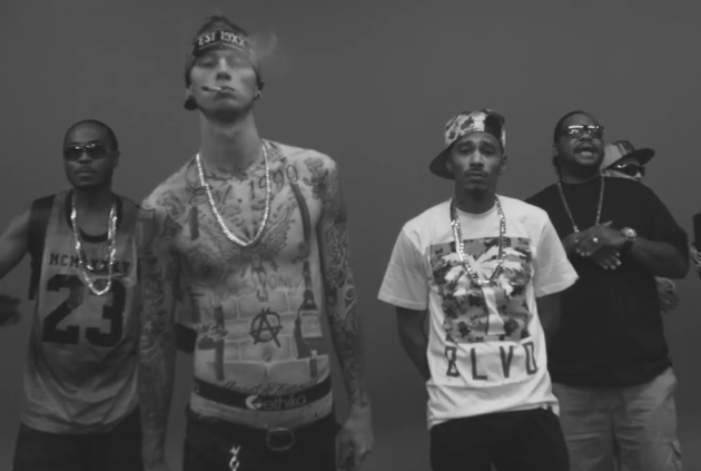 MGK ft. Bone Thugs-N-Harmony, French Montana, Yo Gotti & Ray Cash – Till I Die Part II