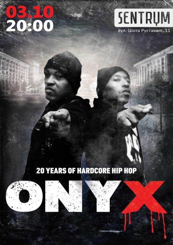 [03.10.15] Onyx в Киеве: 20 лет группе!