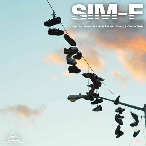 Классический звук от Sim-E: Cry ft. Rock, Torae & Quelle Chris