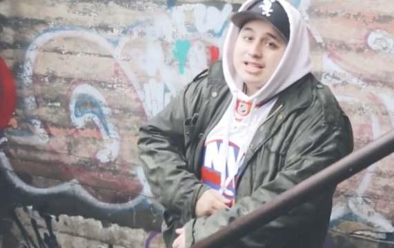 Отличный клип от Frank Castle «Downtown Kids II», снятый с эффектом «задом наперёд»