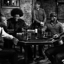 Группа The Roots удостоилась места на Музыкальной Алее Славы Филадельфии