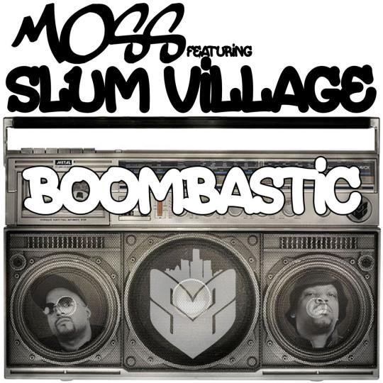 MoSS и Slum Village выпустили прекрасный трек «Boombastic»