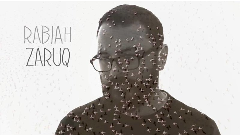 Знакомьтесь хип-хоп из Ирландии: Rabiah Zaruq