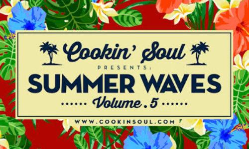 Отличная летняя музыка от Cookin' Soul — Summer Waves vol. 5 (Selected & Mixed by Cookin' Soul)