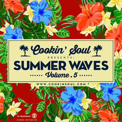 Отличная летняя музыка от Cookin' Soul — Summer Waves vol. 5 (Selected & Mixed by Cookin' Soul)