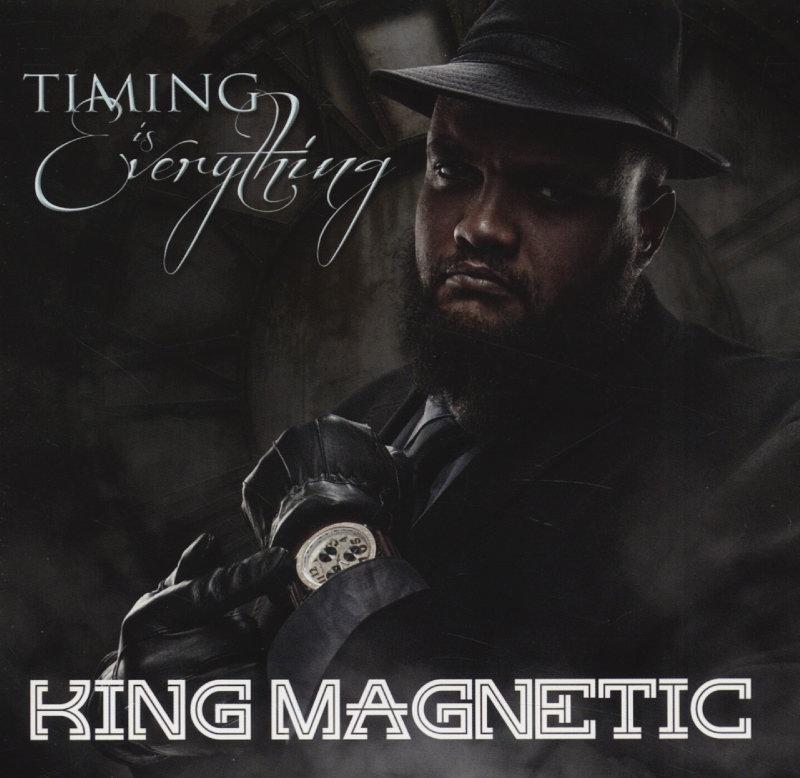 Отличный релиз от King Magnetic (of Army of the Pharaohs)