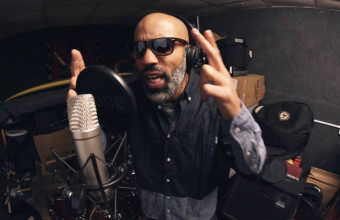 Участник легендарных Jungle Brothers записал совместный трек с англичанами The Mouse Outfit