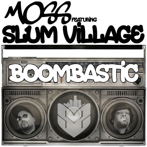 Новое видео от Slum Village и MoSS «Boombastic»