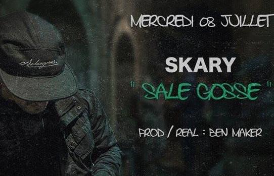 Видео в лучших традициях французского рэпа: Skary