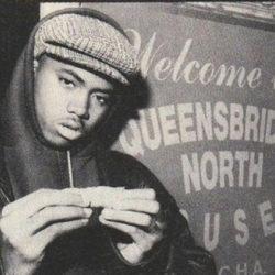 Раритет: молодой Nas на сцене раскачивает зал