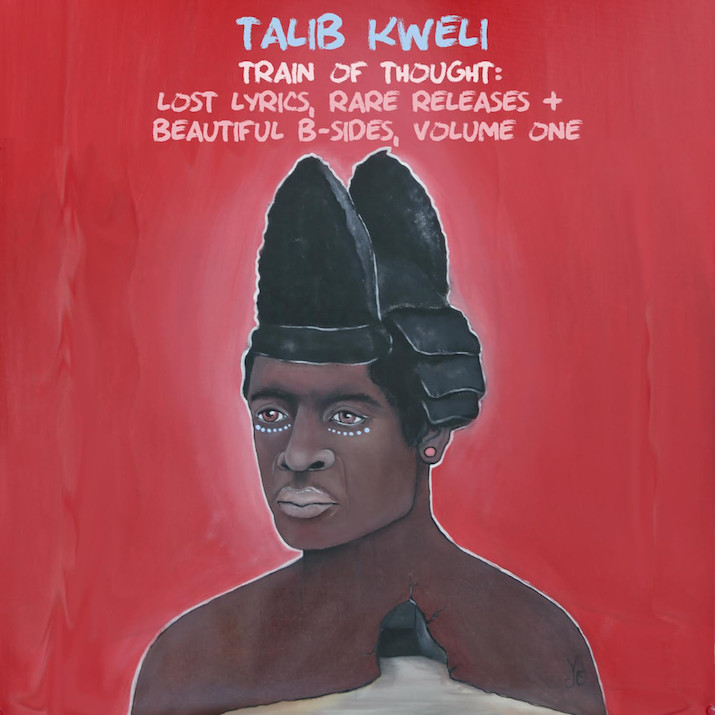 Talib Kweli выпустил альбом «Train of Thought: Lost Lyrics, Rare Releases & Beautiful B-Sides Vol.1»