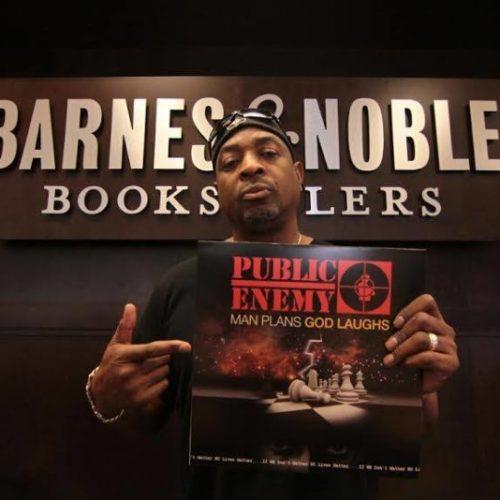 Интервью с Chuck D (Public Enemy): Наш новый альбом это смесь Run the Jewels, Yeezus и Kendrick Lamar