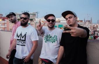 Барселона: TeamBackpack Spain | Enes, El Santo, Escandaloso Xpósito, Shaz Uno | Prod. GIRO ER NENE