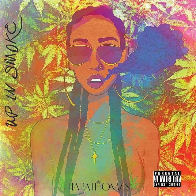 Девушка Tiara Thomas представила новый релиз «Up In Smoke» и свежее видео «Mary Jane»