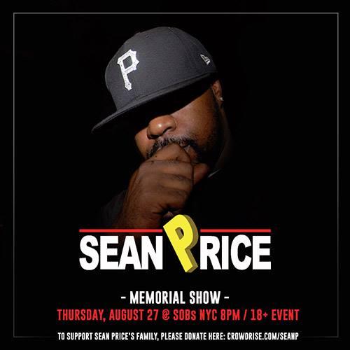 Sean Price «Memorial Show» Music By: PF Cuttin & Statik Selektah