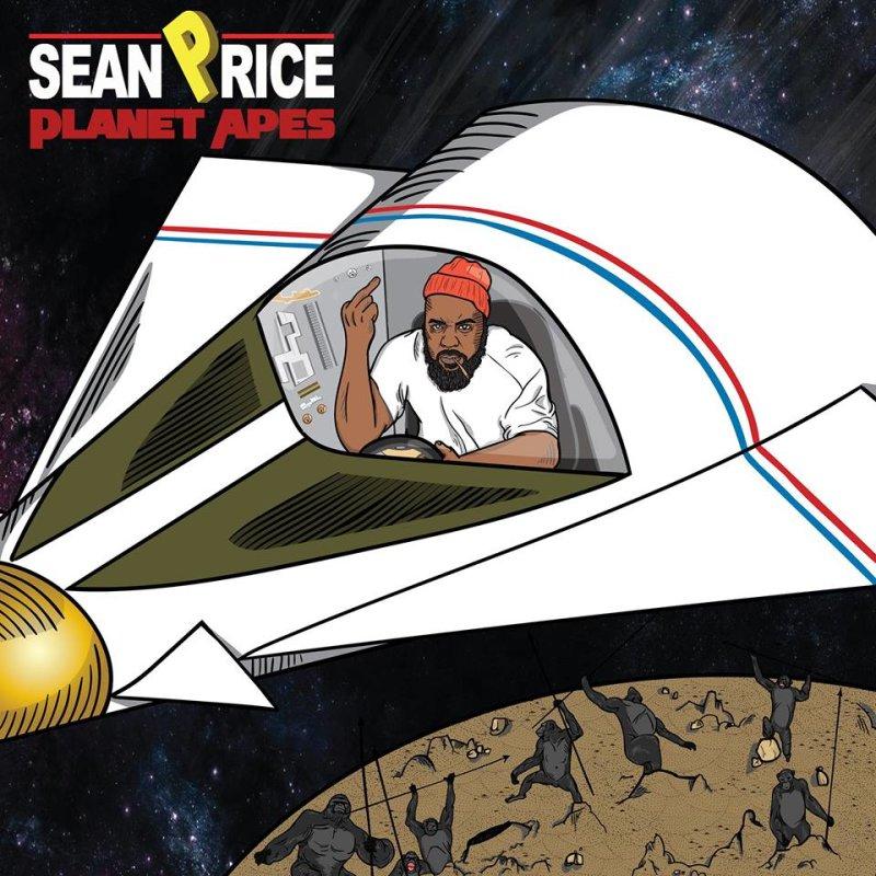 Новый трек Sean Price «Planet Apes» с предстоящего релиза «Songs In The Key Of Price»