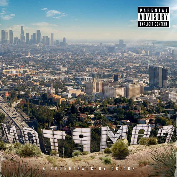 Премьера! Dr. Dre — Compton (2015)