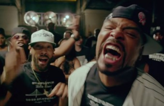 Премьера на HH4REAL: Method Man с клипом Straight Gutta при участии Redman, Hanz On, Streetlife