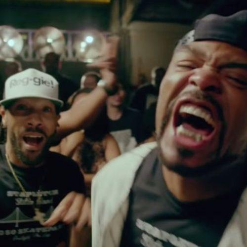 Премьера на HH4REAL: Method Man с клипом Straight Gutta при участии Redman, Hanz On, Streetlife