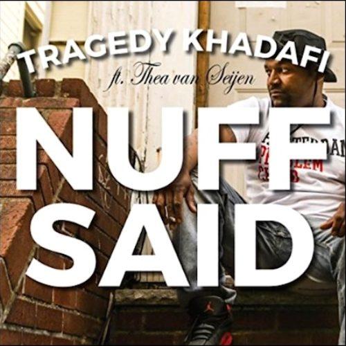Tragedy Khadafi рассказал историю ночной бабочки из Амстердама