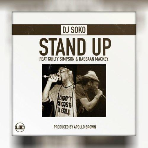 DJ Soko представил сингл «Stand Up» с грядущего альбома