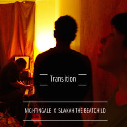 Lizzie Nightingale x Slakah The Beatchild «Transition EP» (2015)