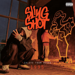 Slingshot (Ladjak и Legalize) «Salute from Rusha» (1995/2015)
