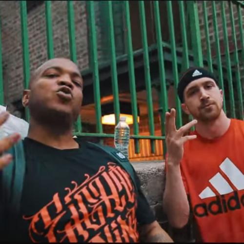 Styles P при участии Fortes с небольшим, но качёвым видео Ghost Dilla
