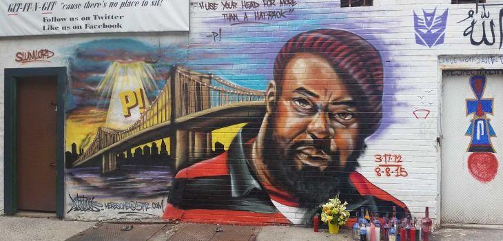 В Нью-Йорке появилось большое граффити в честь Sean Price