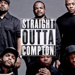 В США прошёл закрытый показ фильма Straight Outta Compton