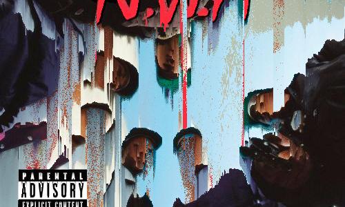Искусство: твои любимые рэп-обложки в стиле Glitch Album Art