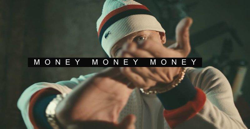Германия: MONEY MONEY MONEY — новый клип от рэпера с русскими корнями Olexesh