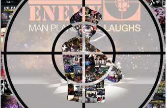 Новое видео Public Enemy «Mine Again» о проблемах Африканского континента