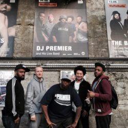 Вышло официальное видео от DJ Premier и его живого бэнда The BADDER