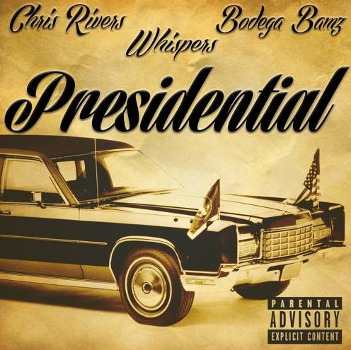 Свежий трек Chris Rivers при участии Bodega Bamz и Whispers