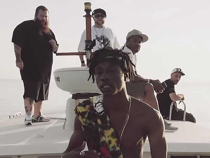 Beautiful Life в новом клипе от Statik Selektah, Action Bronson и Joey Bada$$