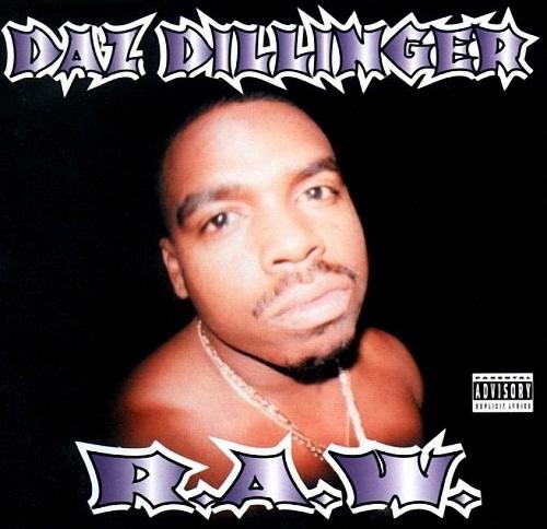 Daz Dillinger - R.A.W. (2000)